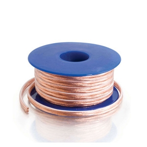 C2G 100ft 18 Gauge Bulk Speaker Wire