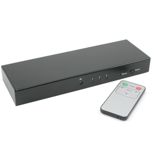 Cables to Go 3-Port HDMI Selector Switch