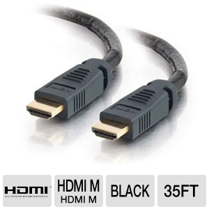 Cables To Go 35ft Pro Series Plenum HDMI Cable