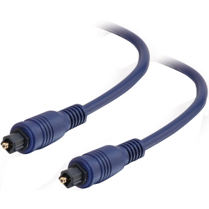Cables To Go 46003 Toslink Digital Optical Cable