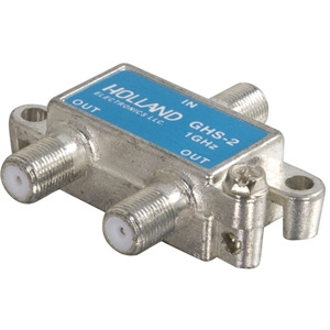 Cables To Go 2-Way Splitter