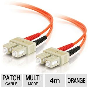 Cables To Go 09162 Fiber Patch Cable
