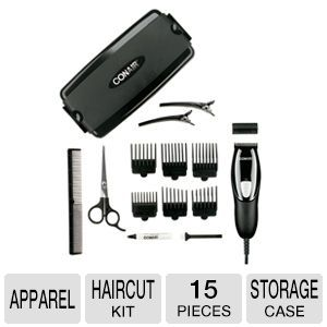 Conair HC91VCS 15-pc. Haircut Kit