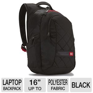 Case Logic DLBP-116BLACK Laptop Backpack