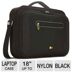 Case Logic PNC-218BLACK Laptop Briefcase