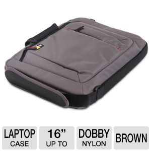 Case Logic VNA-216BROWN Laptop Attach� Case