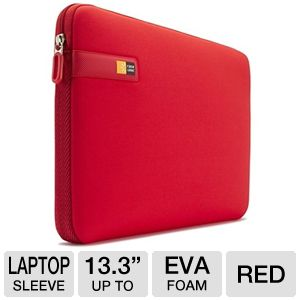 Case Logic LAPS-113RED Laptop Sleeve