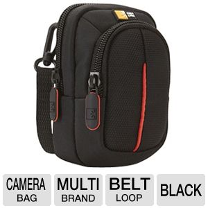 Case Logic Black Compact Camera Case