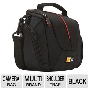 Case Logic Black High Zoom Camera Case