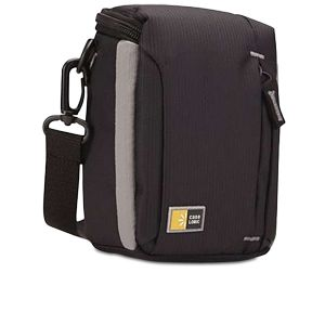 Case Logic Compact Black Camcorder Camera Case