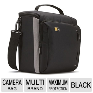Case Logic Black Camera Shoulder Bag