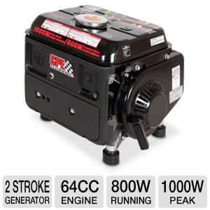 Champion 800/1000W 2 Stroke Portable Genera REFURB