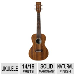 Cordoba Solid Mahogany Concert Size Ukulele