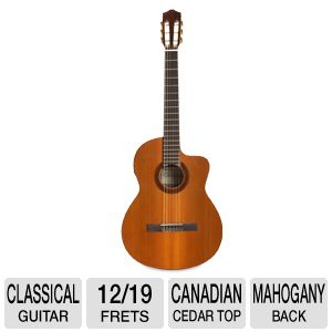 Cordoba C5-CET Thinbody Electric Classical Guitar