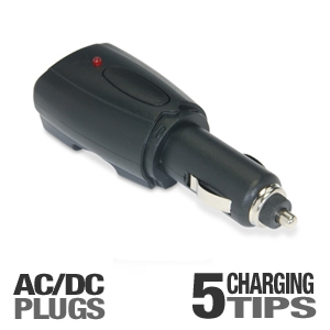 Car And Driver CD-M6 AC/DC Charging Kit