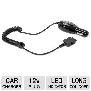 Car & Driver 12v Plug In Car Charger