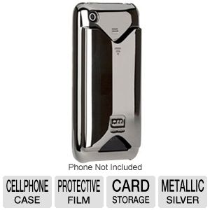 Case-Mate IPH3GID-MSLV Protective Case