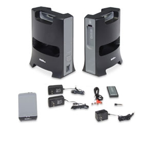 Audio Unlimited SPK-24GX-DUO Wireless Speakers