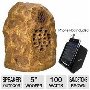 C2G Audio Unlimited SPK-ROCK4 Wireless Rock Speake