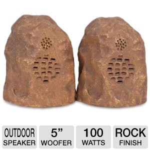 C2G Audio Unlimited Wireless Rock Speaker Set