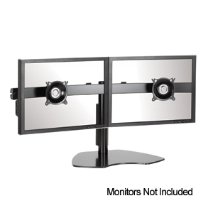 Chief KTP225B Widescreen Dual Monitor Table Stand