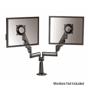 Chief KCY220B Height-Adjustable Desk Mount