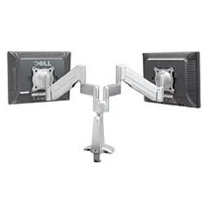 Chief KCY220S Height Adjustable Monitor Stand