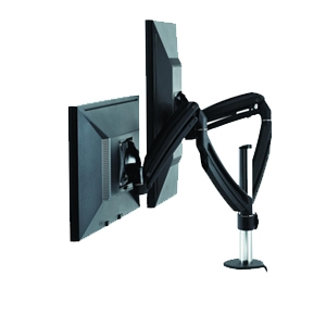 Kontour K1C200B Dynamic Column Clamp Mount