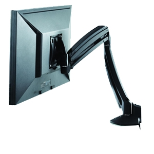 Kontour K1D100B Dynamic Desk Clamp Mount