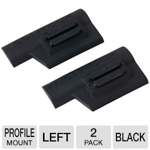 Contour Left Profile Mount - 2 Pack