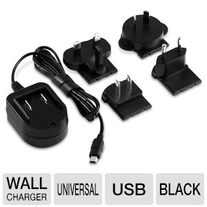 Contour Universal Wall Charger