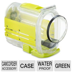 Contour ContourGPS Green Waterproof Case