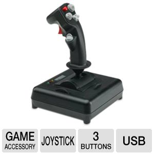 CH FlightStick joystick - wired