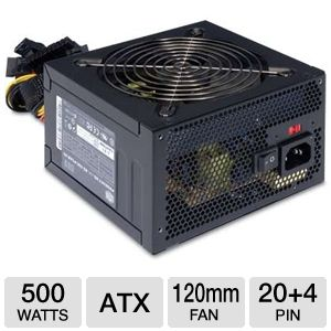 Cooler Master 500W PSU Extreme Power Plus