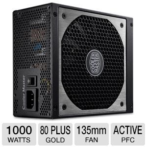 Cooler Master V1000 1,000W Power Supply