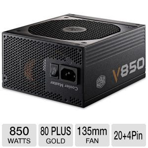 Cooler Master V850 850W PSU - RS850-AFBAG1-US