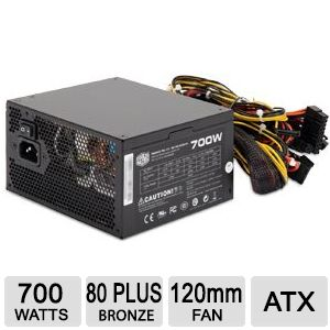 Cooler Master i700 700W Power Supply