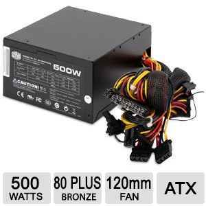 Cooler Master i500 500W Power Supply