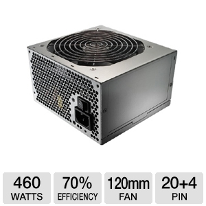 Cooler Master Elite Series 460W Power Supply
