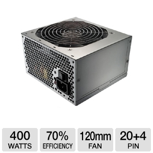 Cooler Master Elite Series 400W Power Supply