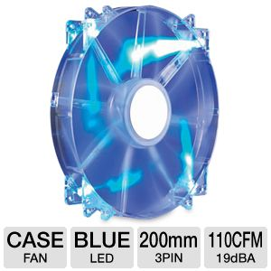 Coolermaster 200mm Case Fan