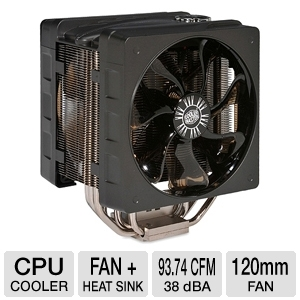 Cooler Master V6 GT Multi-Socket CPU Cooler