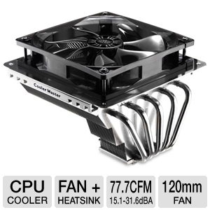 Cooler Master GeminII S524 Multi-Socket CPU Cooler