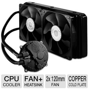 Cooler Master Seidon 240M Liquid CPU Cooler
