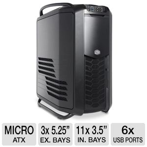 Cooler Master Cosmos II Ultra Tower Case