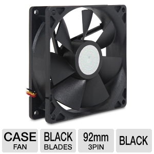 Cooler Master 92mm ST1 Standard Case Fan