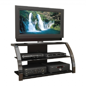 Sonax ML-1444 Milan Collection Flat Panel TV Stand