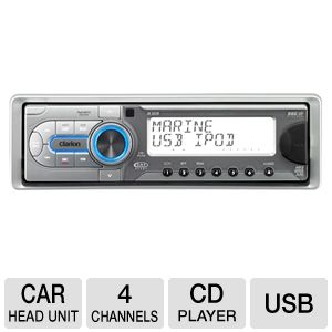 Clarion M309 Marine CD/USB Receiver