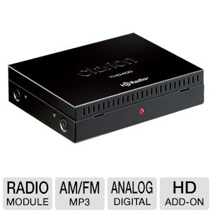 Clarion THD400 Add-On HD Radio Module