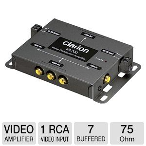 Clarion VA700 Video Distribution Amplifier
